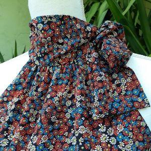 Zara Trafaluc Daisy Multiway Halter Dress
